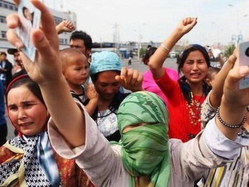 Ribut-ribut Soal Uighur di Sidang PBB