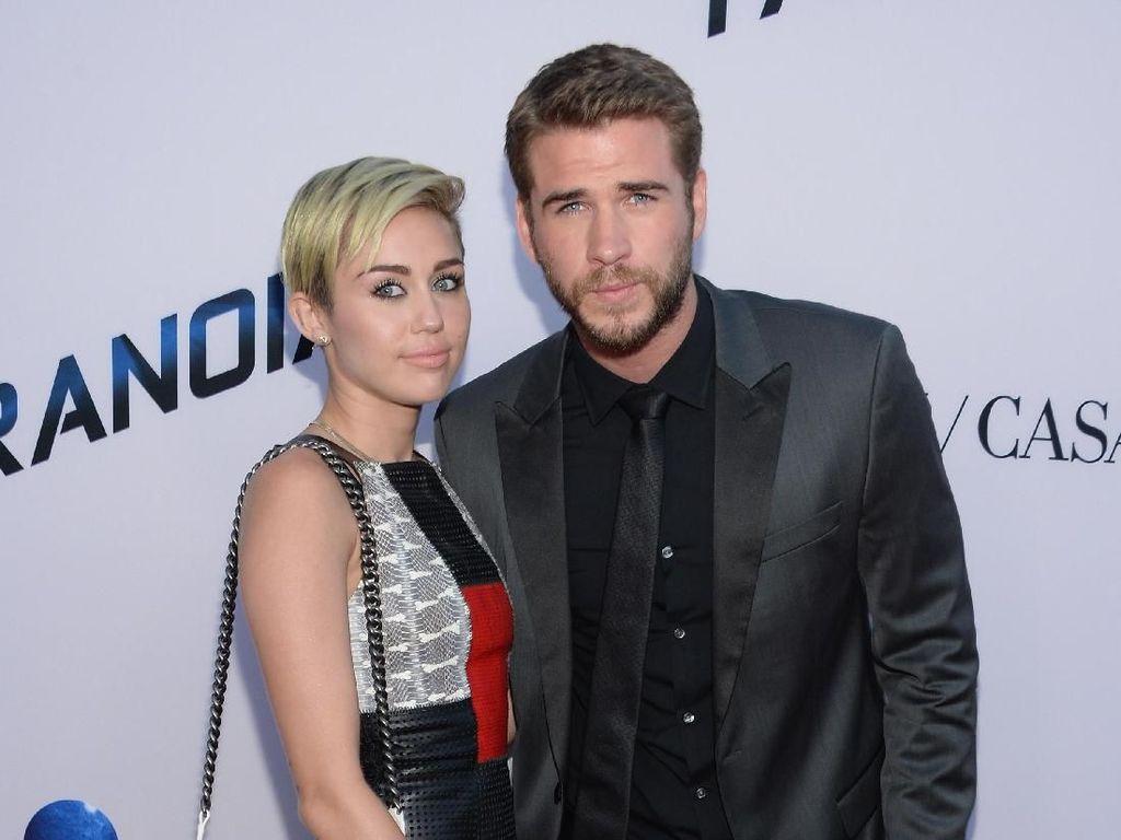 Drama Percintaan Miley Cyrus dan Liam Hemsworth yang Akhirnya Menikah