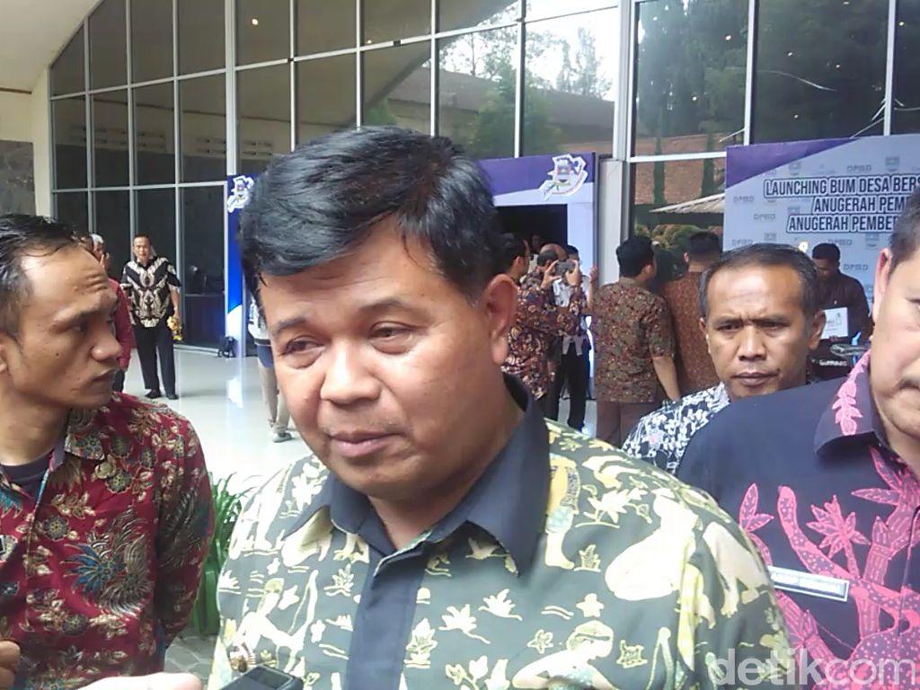 Bupati Bandung Barat Ngaku Spontan Minta Suara dari Guru Honorer