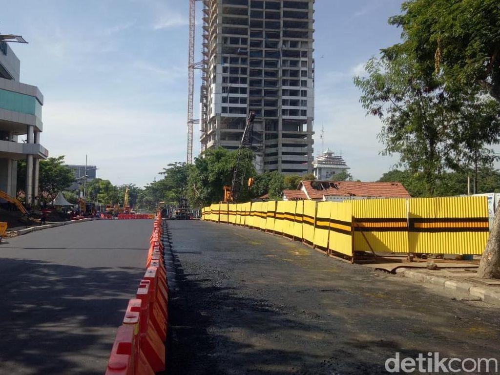 Uji Coba Jalan Gubeng Tunggu Rekomendasi Komite K2