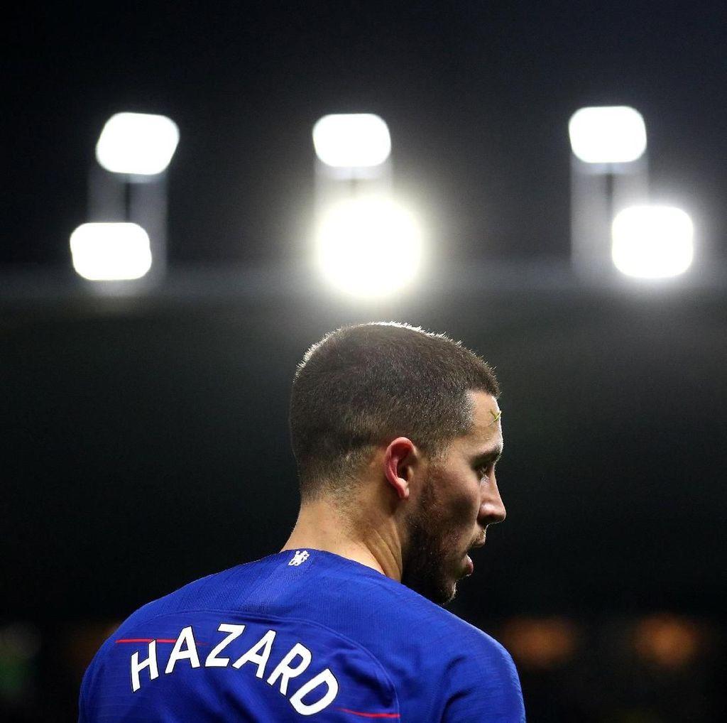 Jujurlah kepada Chelsea Jika Ingin Pergi, Hazard