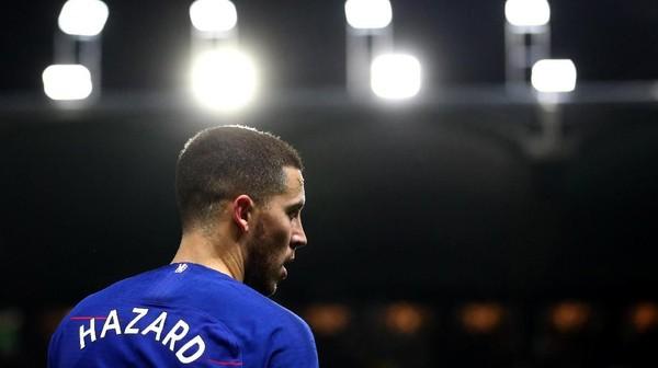 Chelsea Tumpas Watford, Hazard Dibandingkan dengan Messi dan Ronaldo