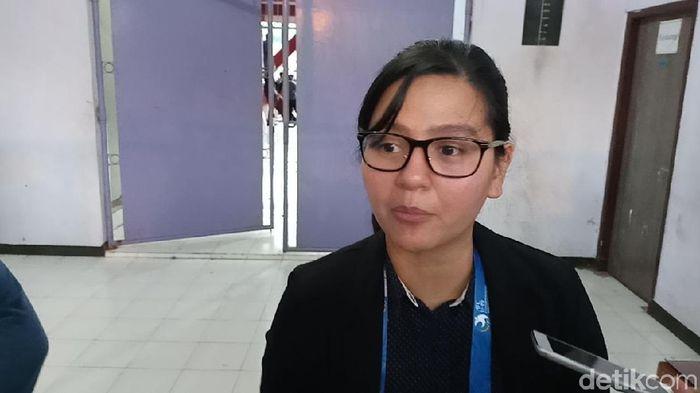 Ratu Tisha Destria sekjen PSSI (Andhika Dwi/detikSport)