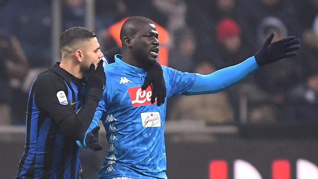 Gara-gara Koulibaly, Inter Bikin Video Antirasialisme