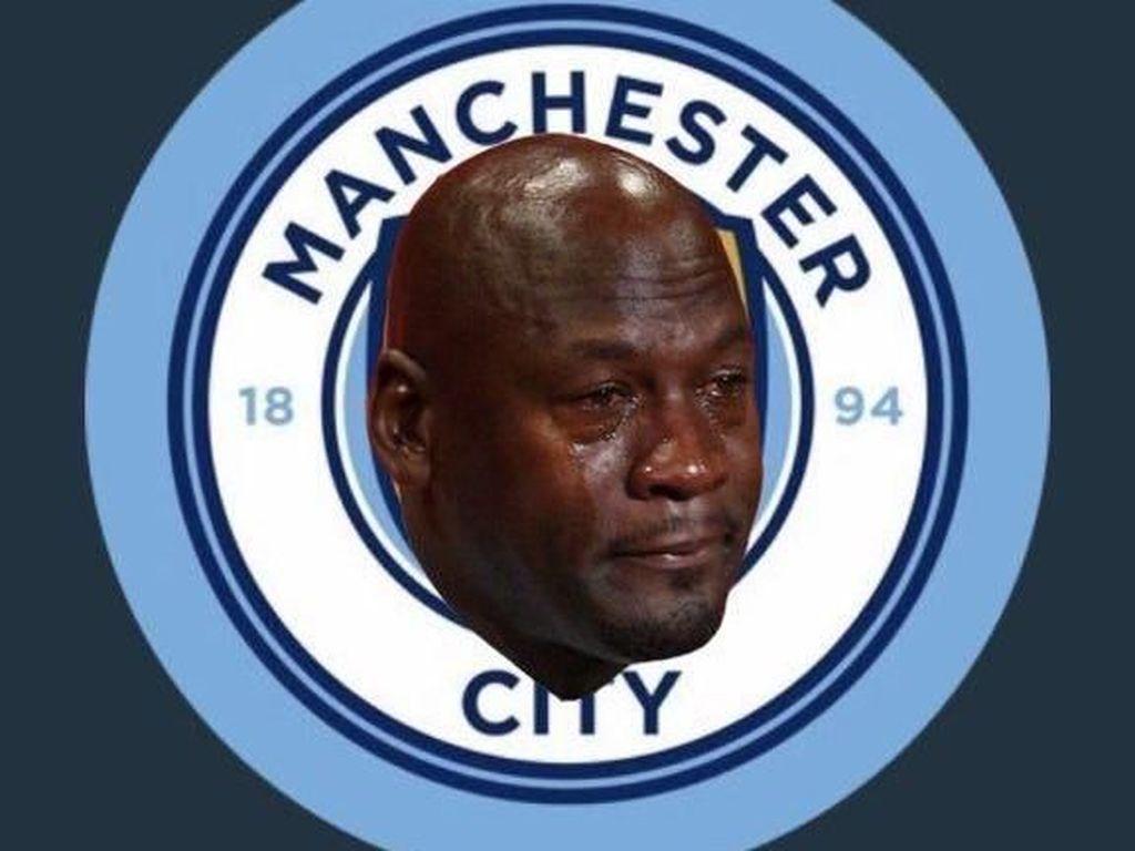 Meme-Meme City Keok di Kandang Leicester