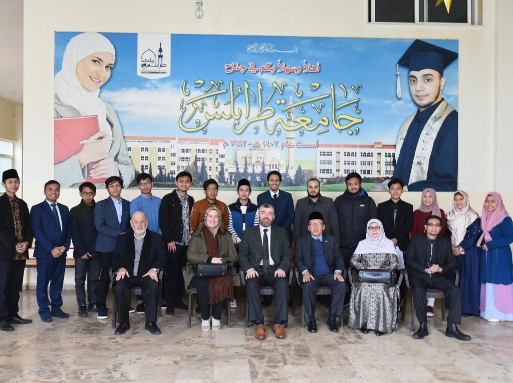 Dubes Achmad Chozin: Kerja Sama Pendidikan dengan Lebanon Berlanjut