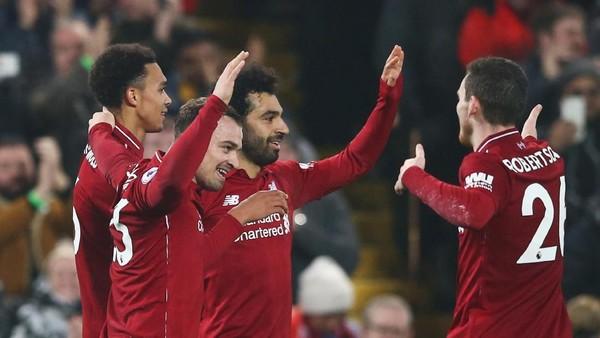 Video Liverpool Menang Banyak di Laga Boxing Day