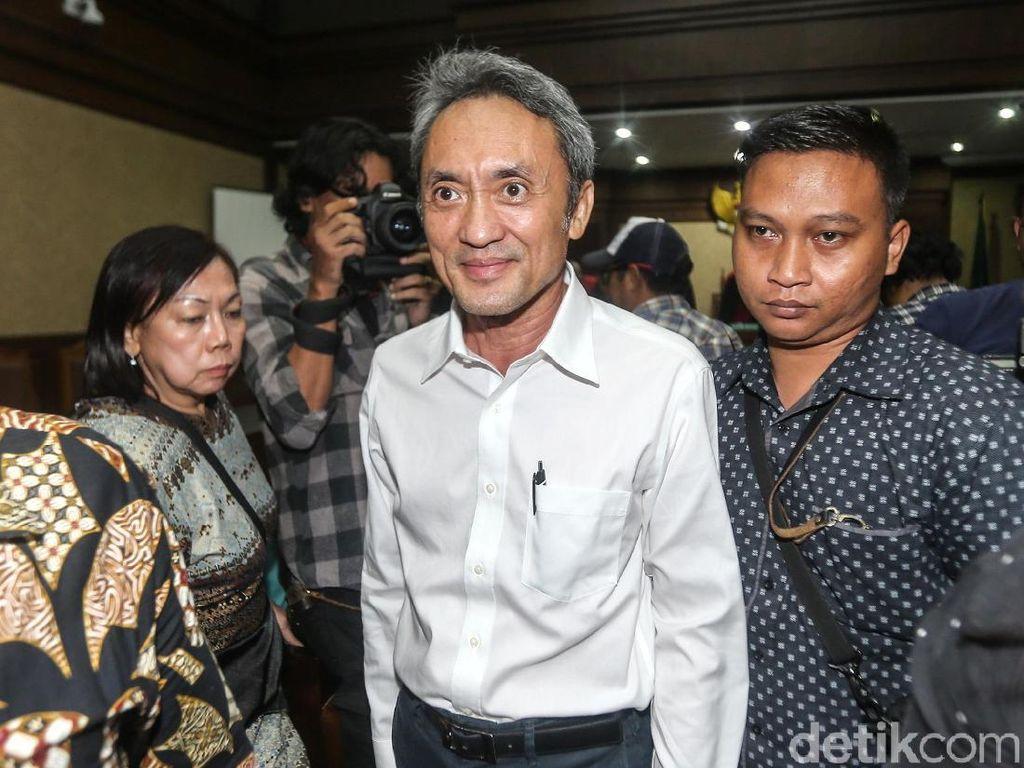 Eddy Sindoro Jalani Sidang Tuntutan Kasus Suap Hari Ini