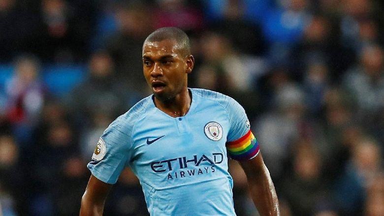 Fernandinho Tak Tergantikan di Manchester City