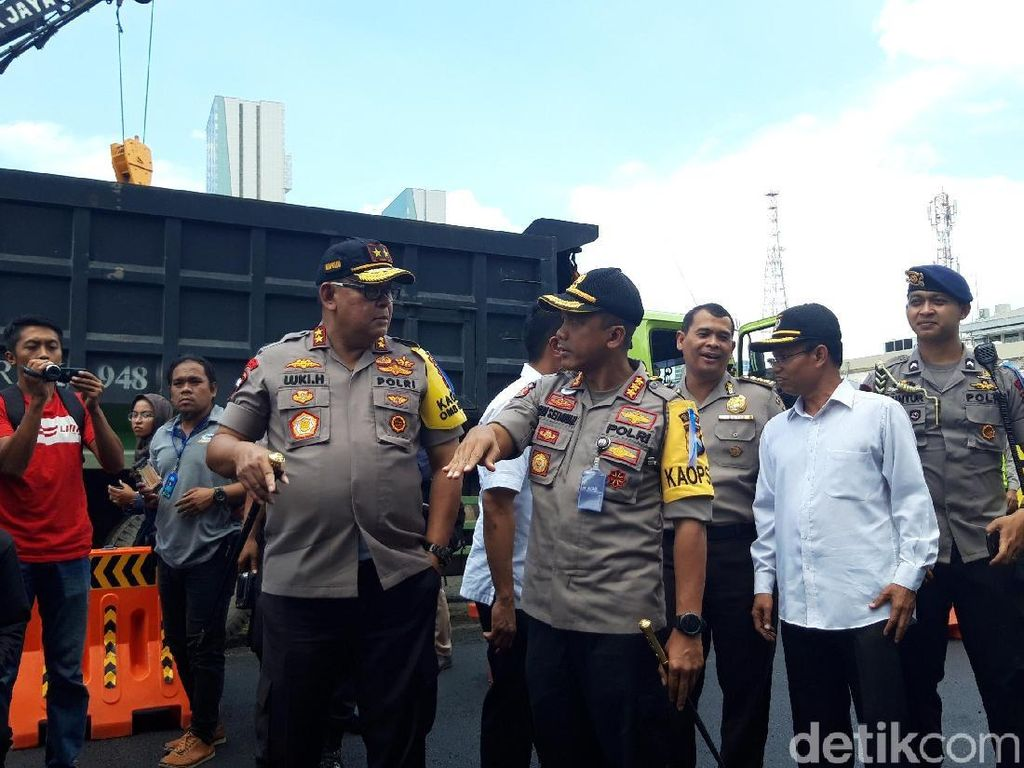 Polisi Sebut Pemberi Izin Basemen RS Siloam Bisa Jadi Tersangka