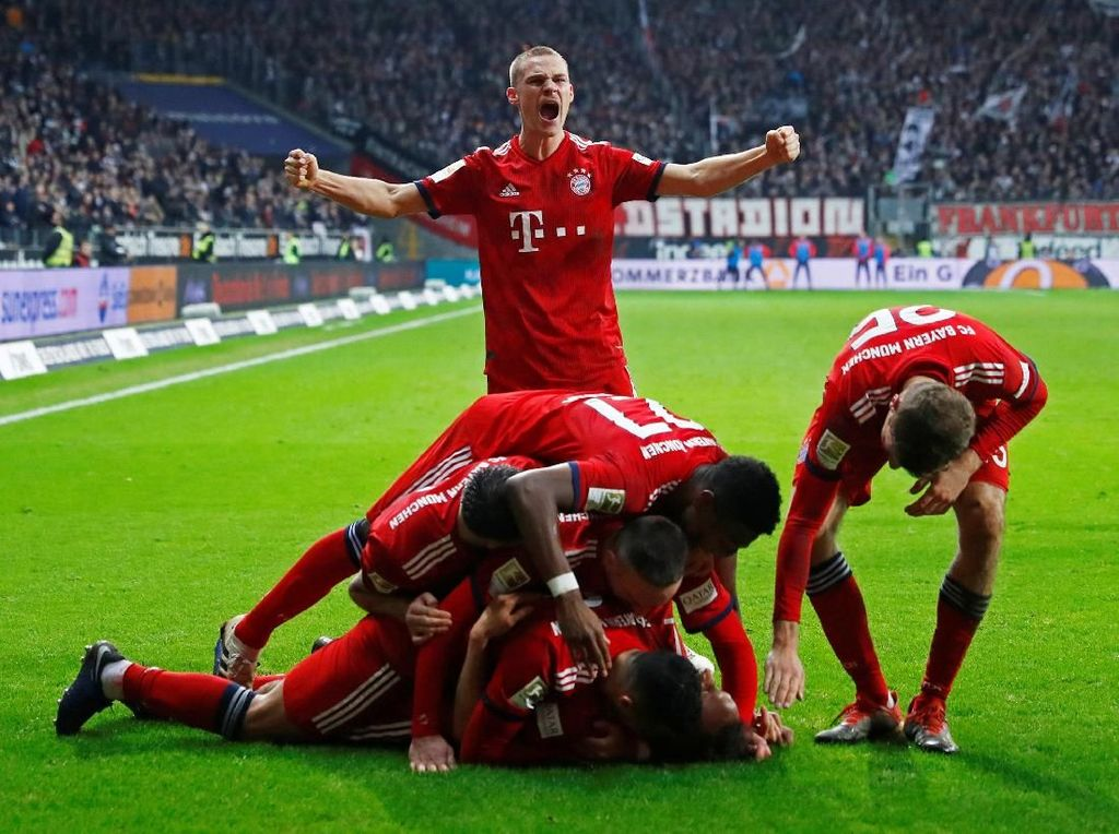 Klopp: Liga Lebih Penting, Bayern Nanti Dulu