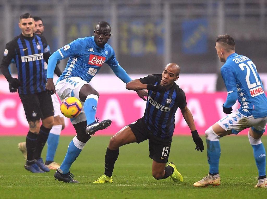 Empoli Diminta Tak Jual Tiket ke Fans Inter