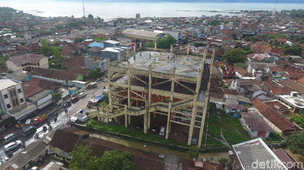 Dikorupsi, Shelter Jadi Tidak Digunakan Warga Saat Tsunami Datang