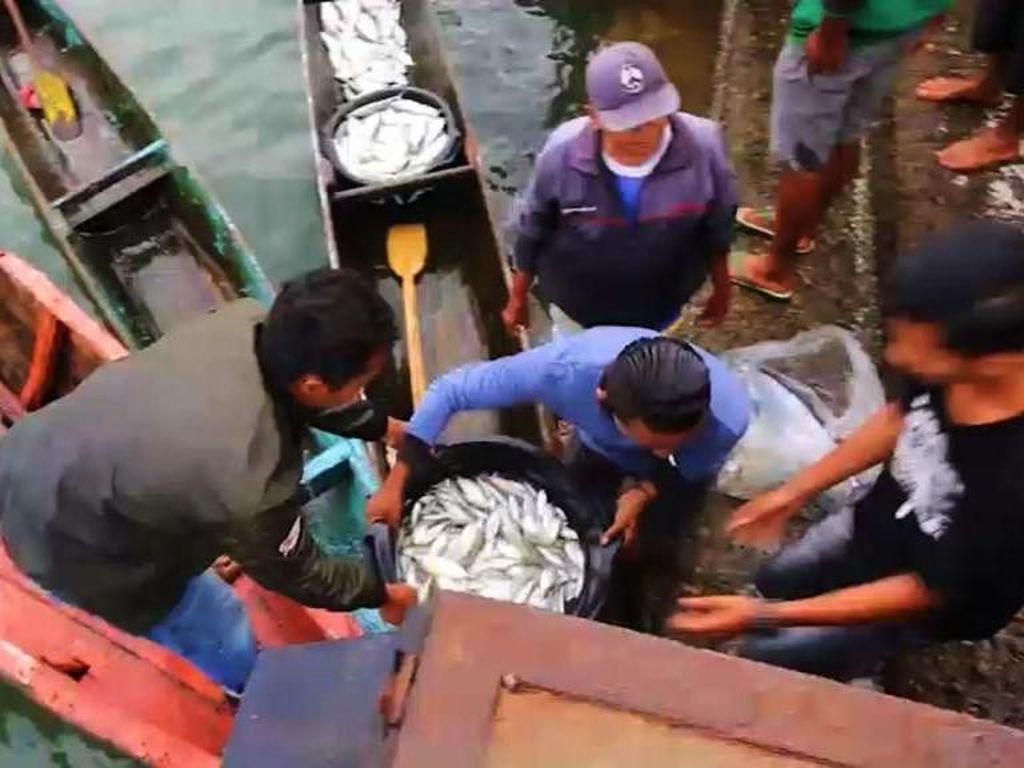 6.204 Nelayan Dapat Kucuran Modal Rp 201 Miliar