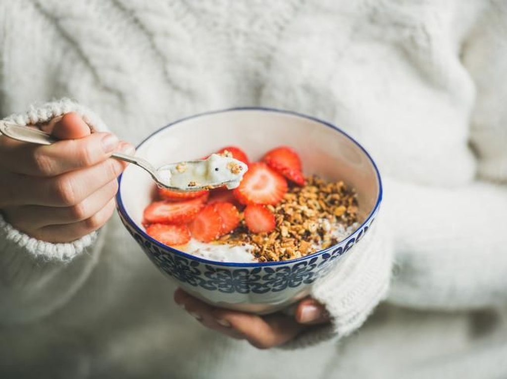 Ini Tips Sahur dari Pakar Diet, Agar Tak Cepat Lapar dan Haus Saat Berpuasa