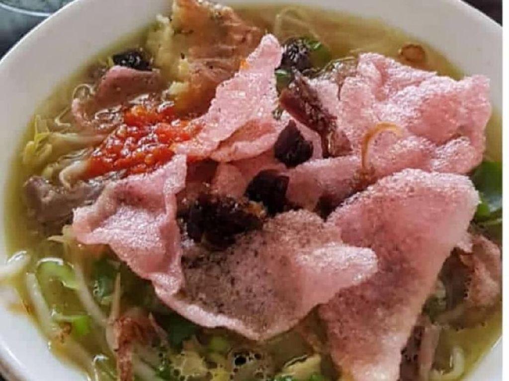 Lamak Bana! Soto Padang Segar Ini Bisa Jadi Pilihan Makan Siang