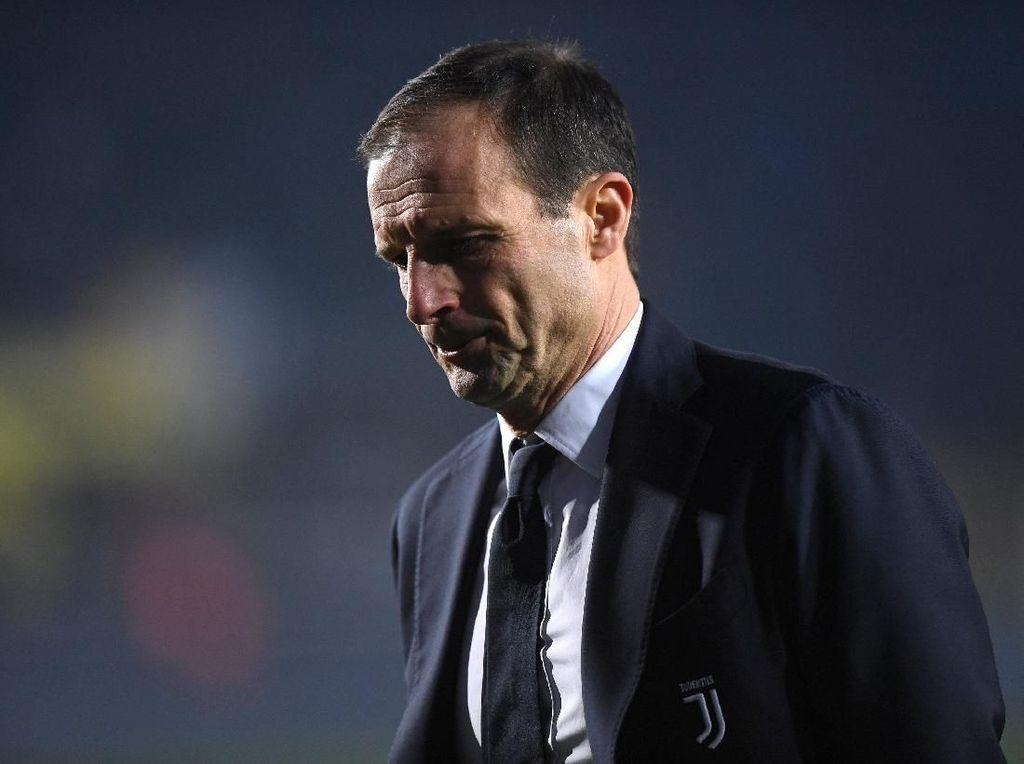 Allegri: Juventus Akan Pilih Pelatih Hebat untuk Menggantikanku