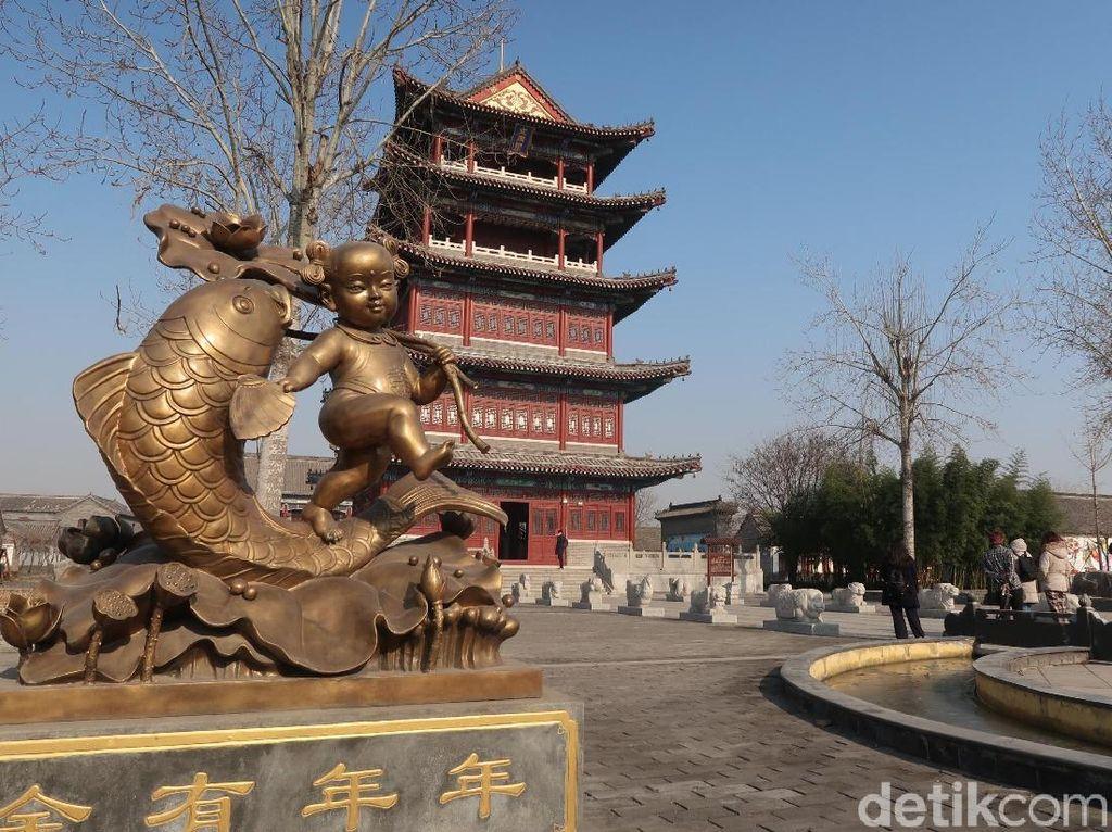 Yangjiabu, Desa Legendaris Penghasil Kertas Tahun Baru di China