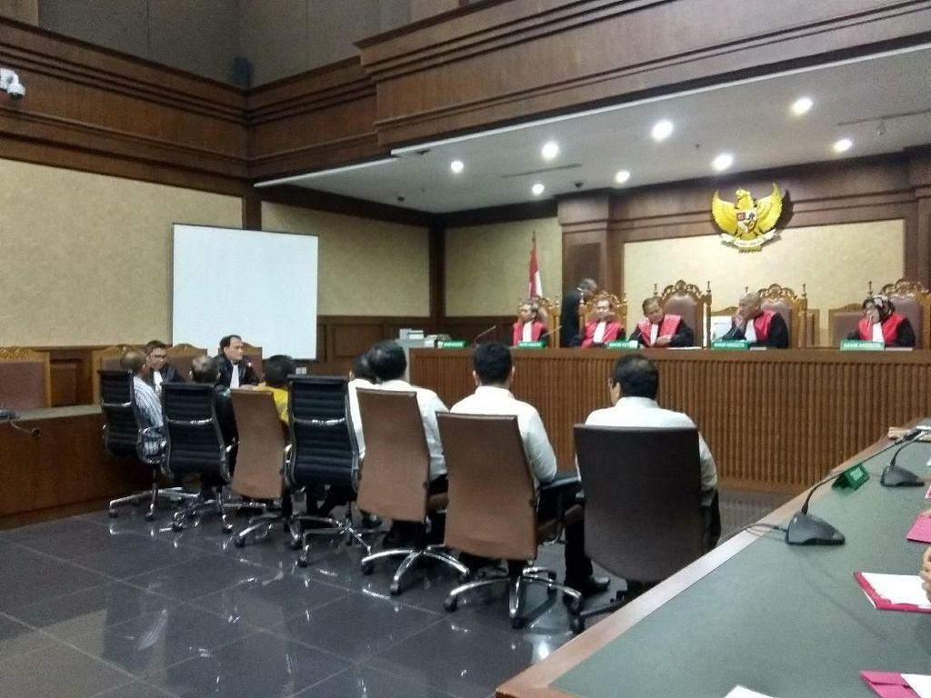 7 Eks Anggota DPRD Sumut Didakwa Terima Suapdari Gatot Pujo