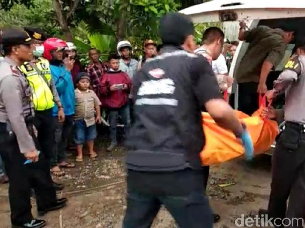 Polres Banjar Buru Pembunuh Bocah SD