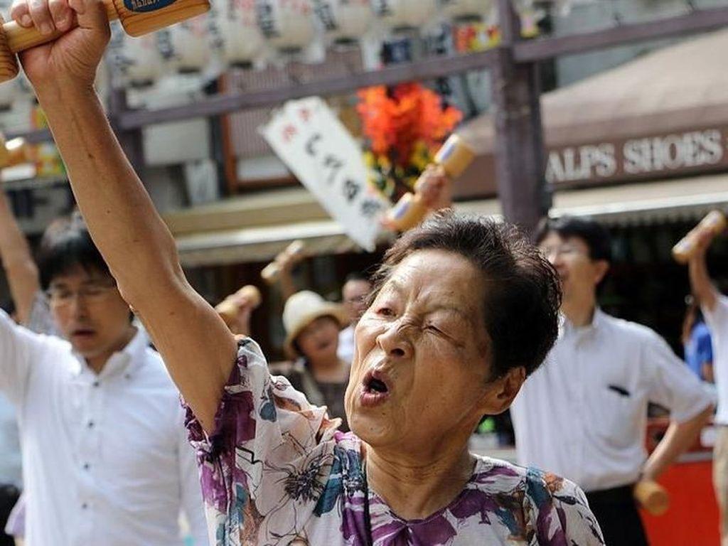 Ikigai, Rahasia Orang Jepang Sehat dan Panjang Umur yang Patut Dicontoh