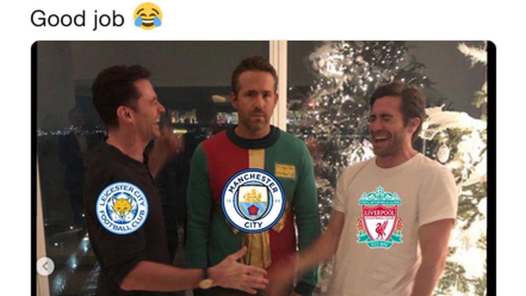 City Kalah Lagi, Netizen Fans Liverpool Ikut Girang