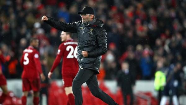 Ketika Anfield Bersorak saat Tahu City Tertinggal dari Leicester