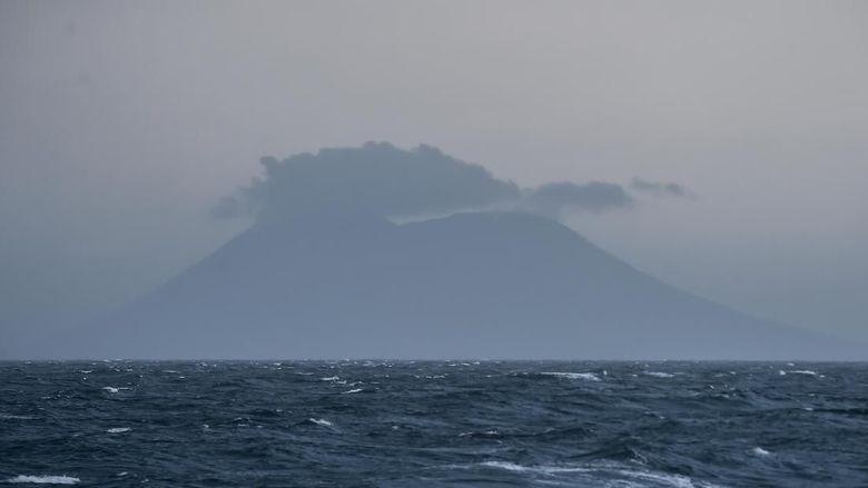 Aktivitas Gunung Anak Krakatau Setara Gempa M 3, Tak Berpotensi Tsunami