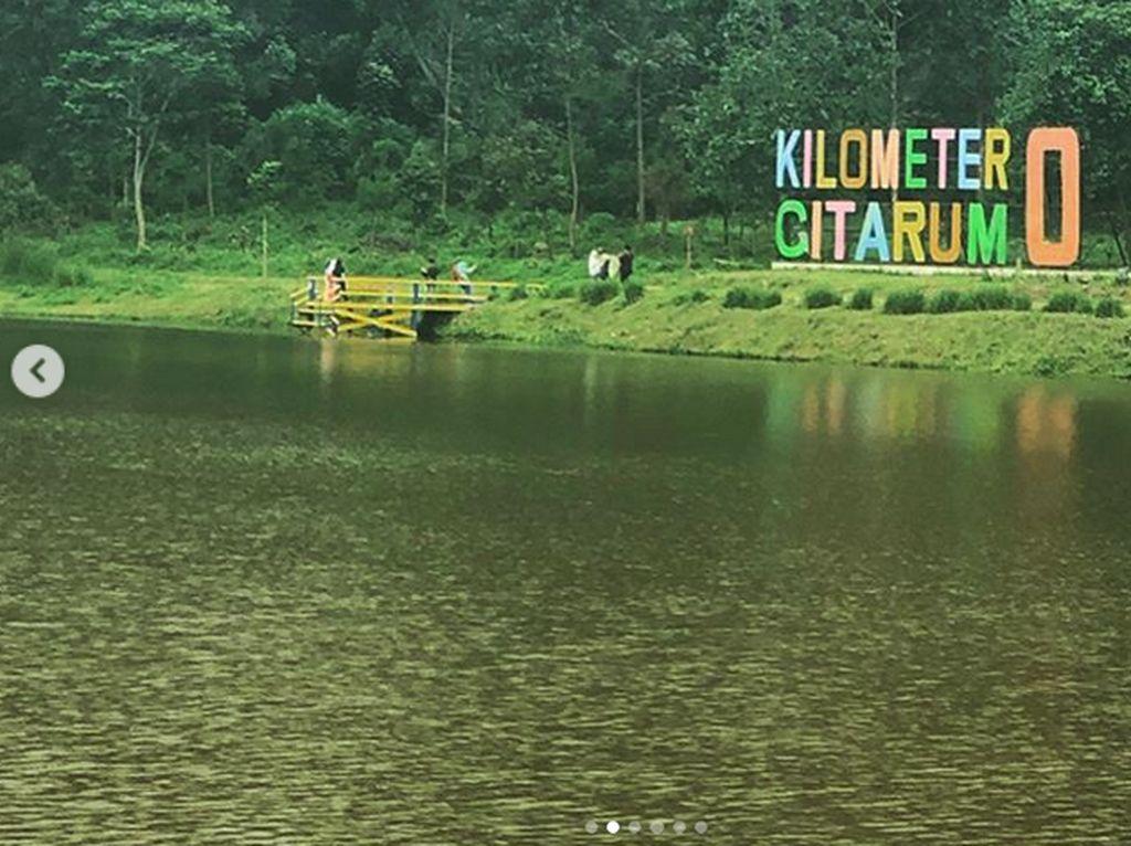 Pemerintah Ajak Influencer Ikut Tangani Pemulihan Sungai Citarum
