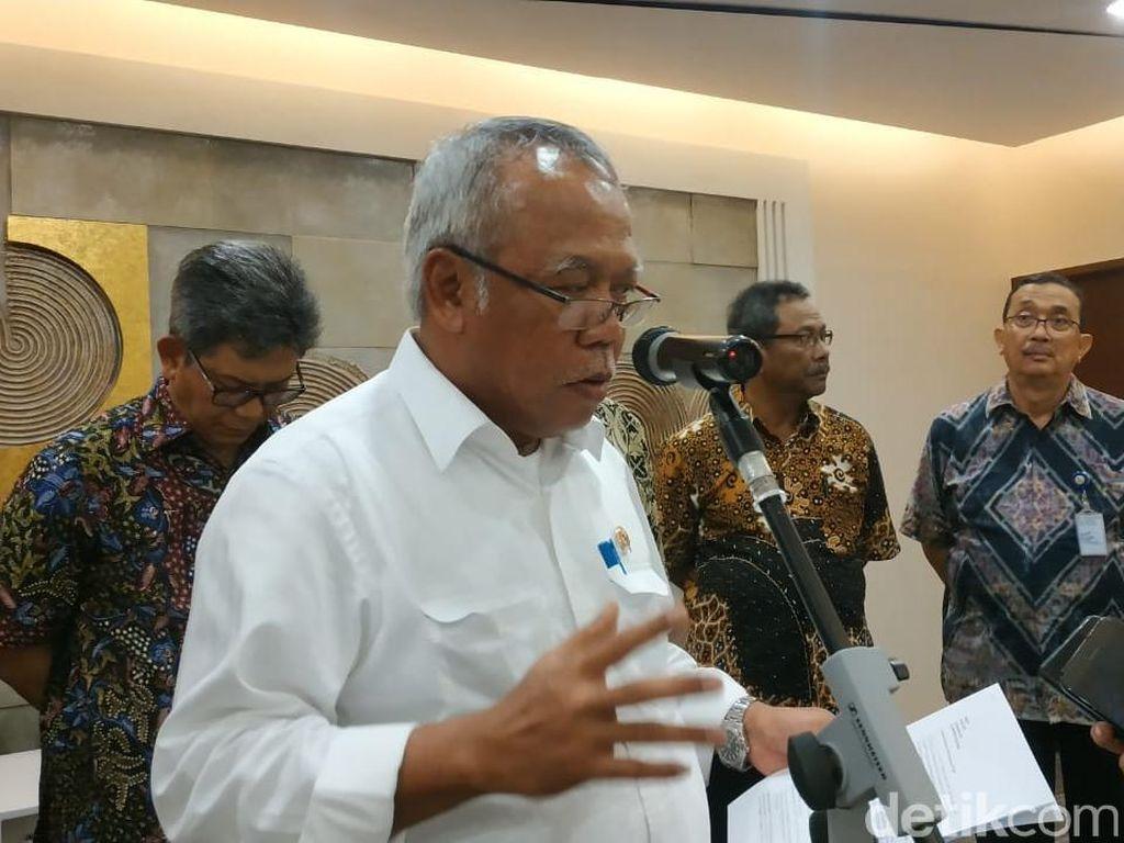 Penjelasan Menteri PUPR soal OTT KPK dan Penanganan Proyek
