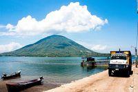 Amapala di Honduras