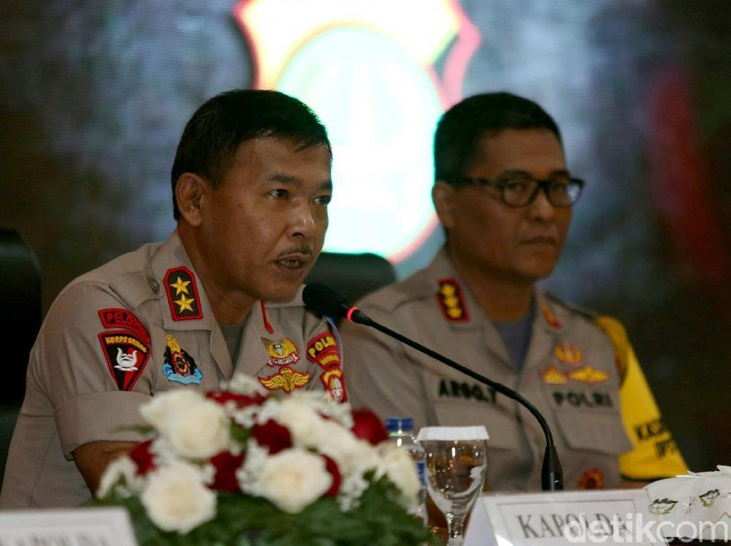 Kapolda Metro Jaya Bicara Penanganan Kasus di Tahun Politik