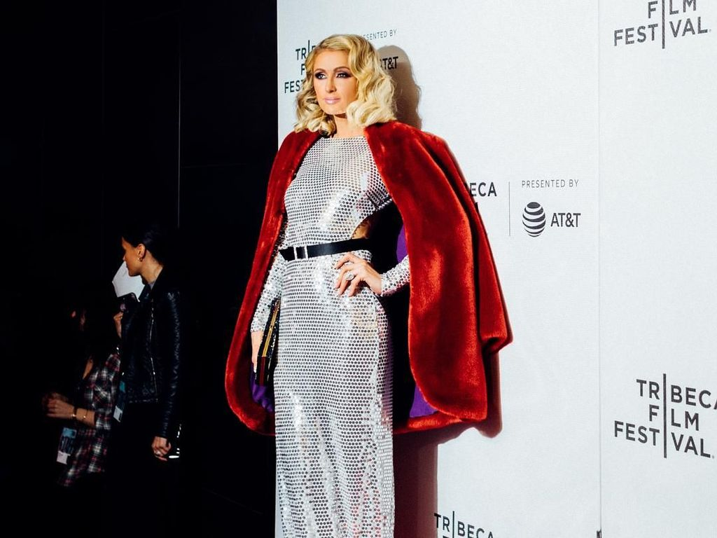 Foto: Kemeriahan Pesta Ultah Paris Hilton yang Dihadiri Anak Prabowo