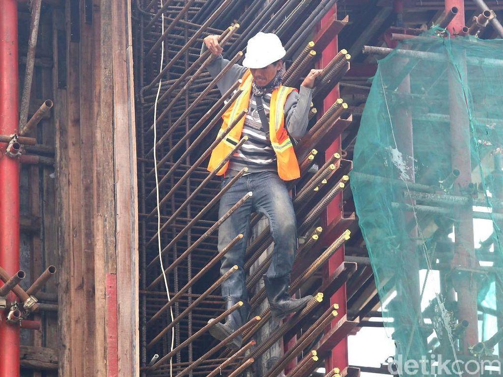 Infrastruktur Jokowi Dikritik, Istana: Tak Ada Proyek Mangkrak