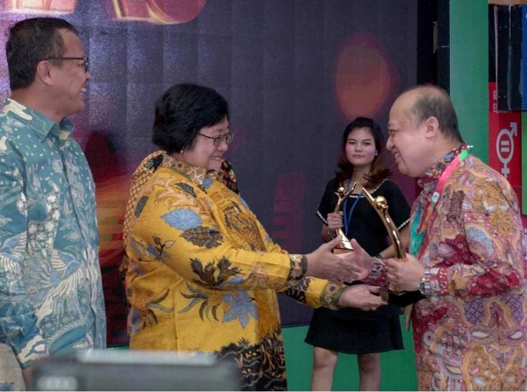 Peduli Lingkungan, Pupuk Indonesia Raih Penghargaan Proper