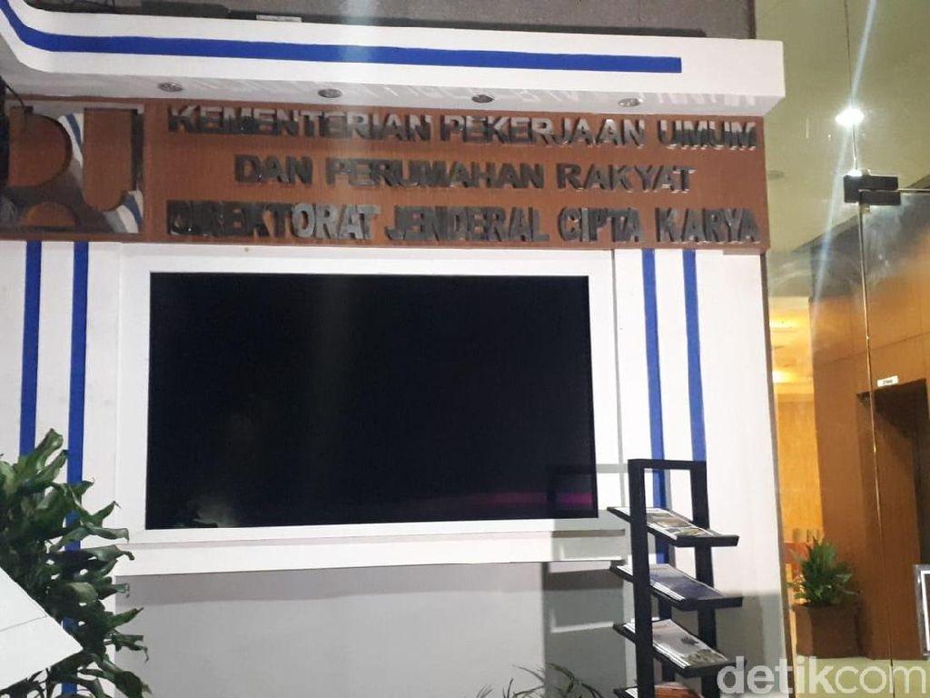 KPK OTT Pejabat Kementerian PUPR
