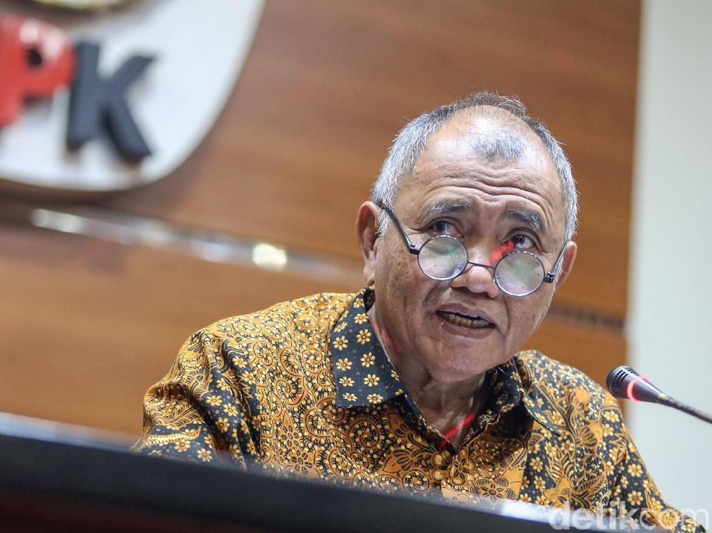 Ketua KPK Ingin Koruptor Dipenjara di Nusakambangan Tahun Ini