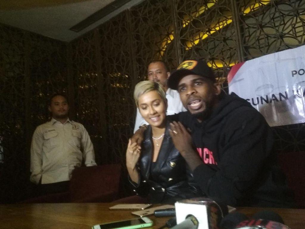 Didampingi Kimmy Jayanti, Greg Nwokolo Somasi Garneta Haruni