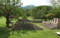 Copan, site of Mayan civilization