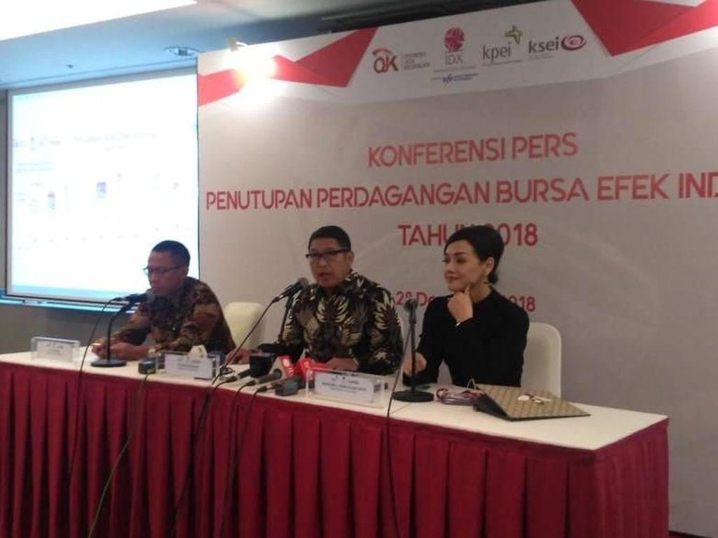 Jokowi Sebut IHSG Terbaik Ke-2 Dunia, BEI: di ASEAN Kita Tertinggi