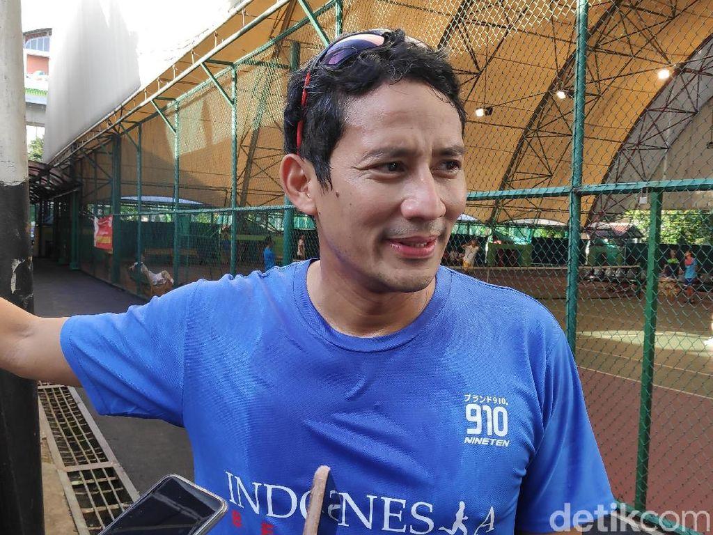 Curhat Joko Widodo ke Sandi: Makin Banyak Impor, Khawatir Pak