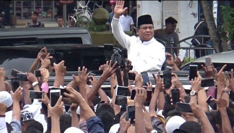 Gerindra: Pidato Jokowi Men-downgrade Prabowo