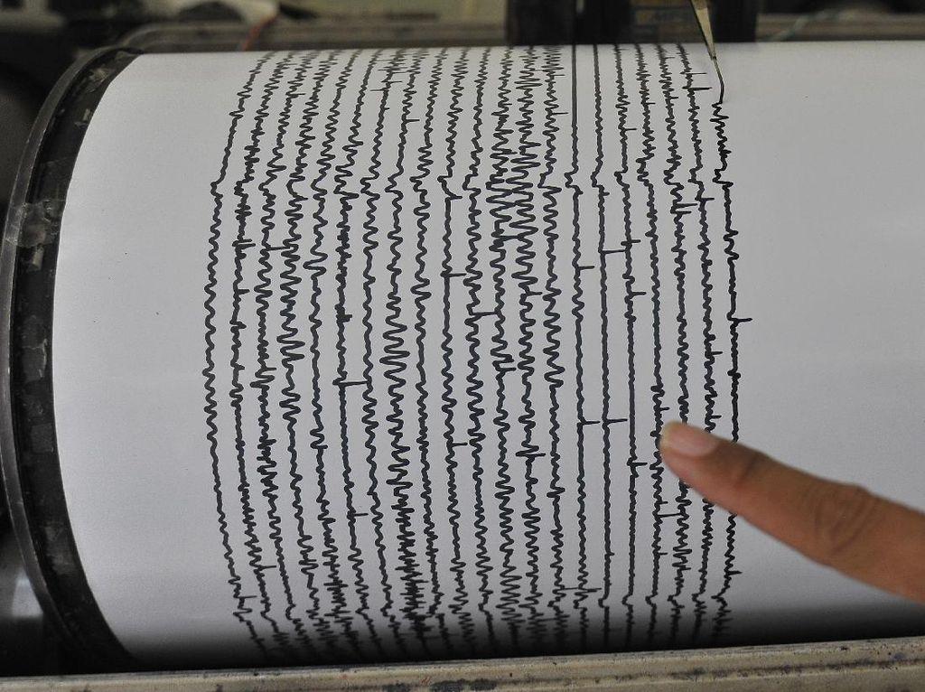 Gempa M 5,2 di Laut Bengkulu, Tak Berpotensi Tsunami