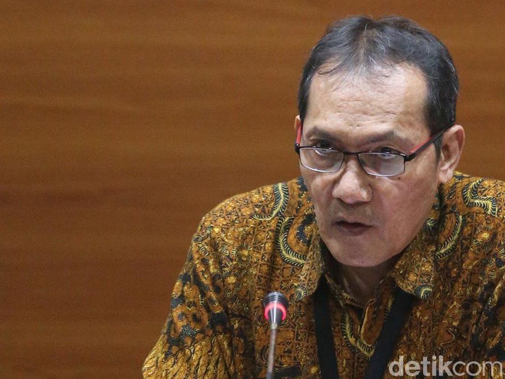 36 Kasus Korupsi Dihentikan KPK, Saut: Tak Usah Disampaikan ke Publik