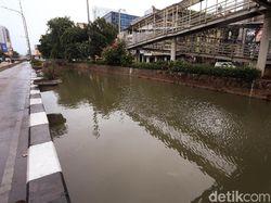 DKI Akan Bebaskan Lahan 4 Kelurahan untuk Normalisasi Ciliwung Tahun Ini