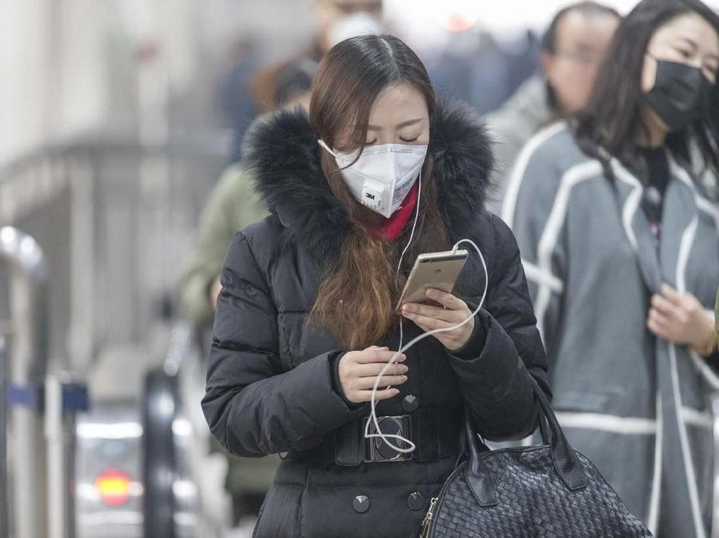Wabah Pneumonia Misterius Gemparkan China, Mungkinkah Masuk Indonesia?