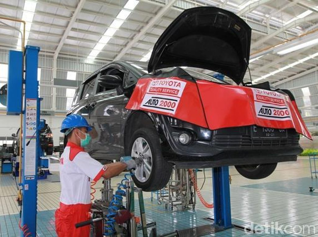Mau Servis Mobil? Yuk Simak Promo dari Toyota dan Peugeot