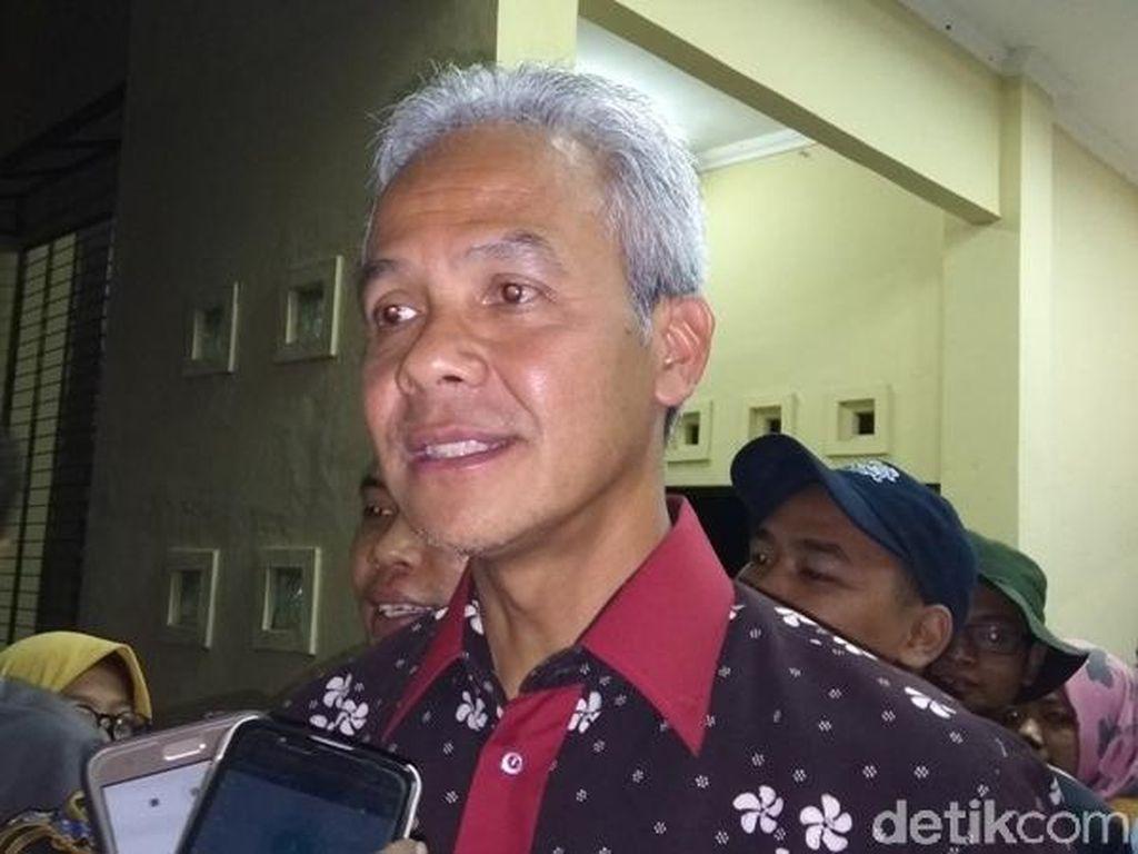 Ada Perusakan Nisan di Magelang, Gubernur Ganjar: Laporkan Polisi