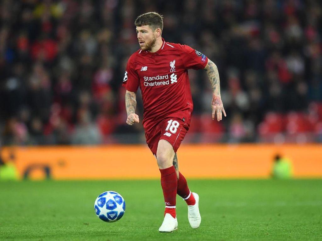 Frustrasi, Alberto Moreno Ingin Tinggalkan Liverpool