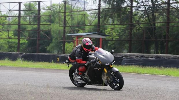 Bulan Depan, Marc Marquez Sapa Loyalis Honda di Bandung